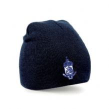 St Annes Tennis Club Beanie Hat Navy - 2018
